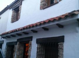 Casa Maria en Linarejos, Orcera (рядом с городом Torres de Albanchez)