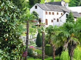Borgo di Creggio Apartments, Trontano (Crevoladossola yakınında)