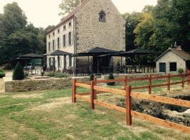 Le Moulin de Saint Gal, Saint-Gal-sur-Sioule (рядом с городом Chouvigny)