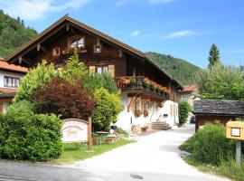 Landhaus Pension Traunbachhäusl, Ruhpolding
