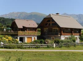 Log Home, Mauterndorf (Steindorf yakınında)
