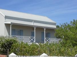 Darling Vineyard Cottage