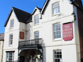 The Lorna Doone Hotel, Porlock