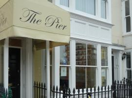 The Pier 3 Star Hotel Portsmouth 0 7 Miles From Spinnaker Tower