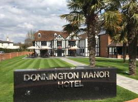 Donnington Manor Hotel