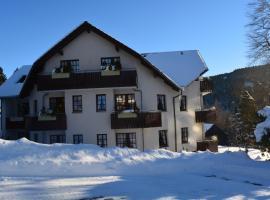 Hoffmann's Apartment in der Residenz Bocksbergblick