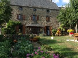 B&B au calme, Alleuze (рядом с городом Faverolles)