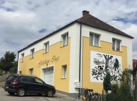 Braunegger-Hof, Braunegg (Kottes yakınında)