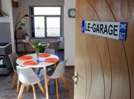 """Appart'hôtel """"Le Garage"""""""