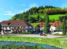 Hotel 3 Könige, Oberwolfach (À proximité de: Wolfach)