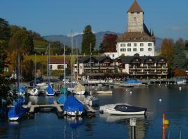 Hotel-Restaurant Seegarten-Marina
