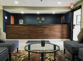 Best Western Executive Inn- Mount Gilead, Pulaskiville