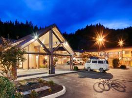Best Western Oakridge Inn, Oakridge