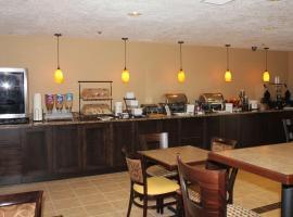 Best Western Grand Manor Inn, Springfield
