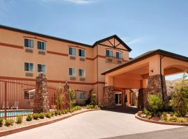 Best Western Plus Zion West