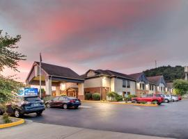 Best Western Eagles Inn, Morehead