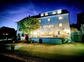 Gasthof & Pension Hirschen-Stetten, Hohentengen (Zweidlen yakınında)