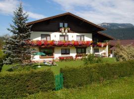 Unterwötzlhof, Abtenau (Pichl yakınında)