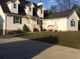 Weaverville NC mountain house