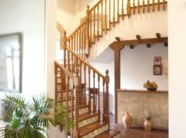 Hotel Casas del sevillano, El Tornadizo (Linares de Riofrío yakınında)