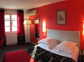 Hotel Du Pont Vieux, Каркассон