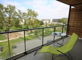 Moderne T2 avec balcon et parking, Balma (рядом с городом Pin-Balma)