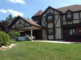Red Maple Lodge B&B, Milton (Acton yakınında)