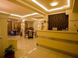 Apollon Hotel, Paralia Katerinis