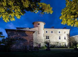 Chateau du Besset, Saint-Romain-de-Lerps (рядом с городом Plats)
