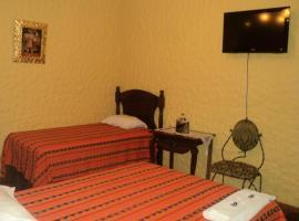 Hotel Caxa Real, Comayagua