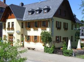 Gasthof zum Döhlerwald, Klingenthal