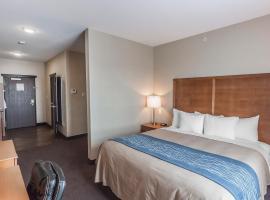 Comfort Inn & Suites Bonnyville, Bonnyville