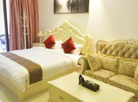 Yumi Apartment Huizhou Longmen Nankun Moutain Branch, Longmen (Gongshan yakınında)