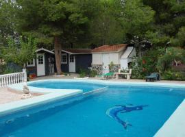 Casa Rural Mi Campo, Fenazar