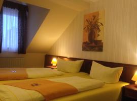 Hotel Schöne Aussicht, Weißenfels (Pettstädt yakınında)