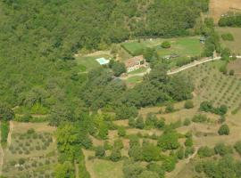 All'Antico Silbule, Capolona (Vezza yakınında)