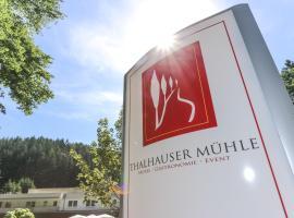 Thalhauser Mühle Hotel-Restaurant, Thalhausen