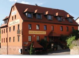 Hotel zur Waldbrücke, Marktheidenfeld (Trennfeld yakınında)