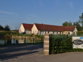 Gîte Les 2 Étangs, Samer (рядом с городом Wierre-au-Bois)