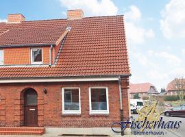 Fischerhaus Bremerhaven, Bremerhaven (Bexhövede yakınında)