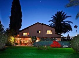 Vilabakfar- Country Style Villa, Kfar Yehezkel (рядом с городом Merẖavya)