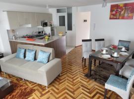 Apartamentos Quewe