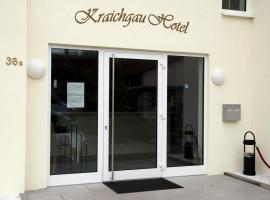 Kraichgauhotel, Kraichtal (Forst yakınında)