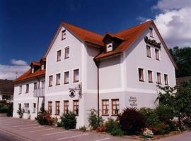 Hotel Gasthof am Schloß, Pilsach