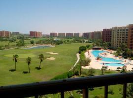 Apartment in Golf Porto Marina Lake View, El Alamein