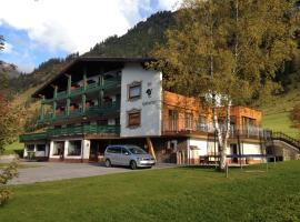 Alt-Hubertus, Lech am Arlberg