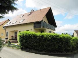 Ferienwohnung Kanold, Malschendorf (Weißig yakınında)
