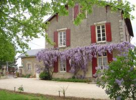 Les Vieilles Vignes, Thorigné (рядом с городом Celles-sur-Belle)