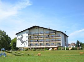 Hotel Reitzentrum Hausruckhof, Ampflwang im Hausruckwald (Frankenburg yakınında)