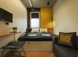 Hostel Suffix